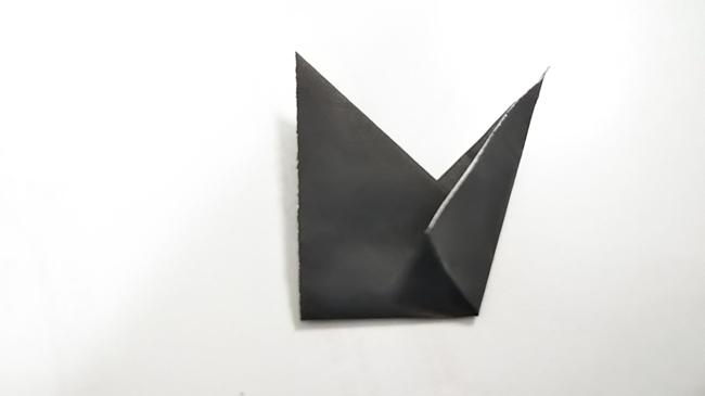黒猫の折り方~からだ~ (5)