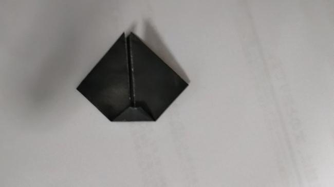 黒猫の折り方~顔~ (9)