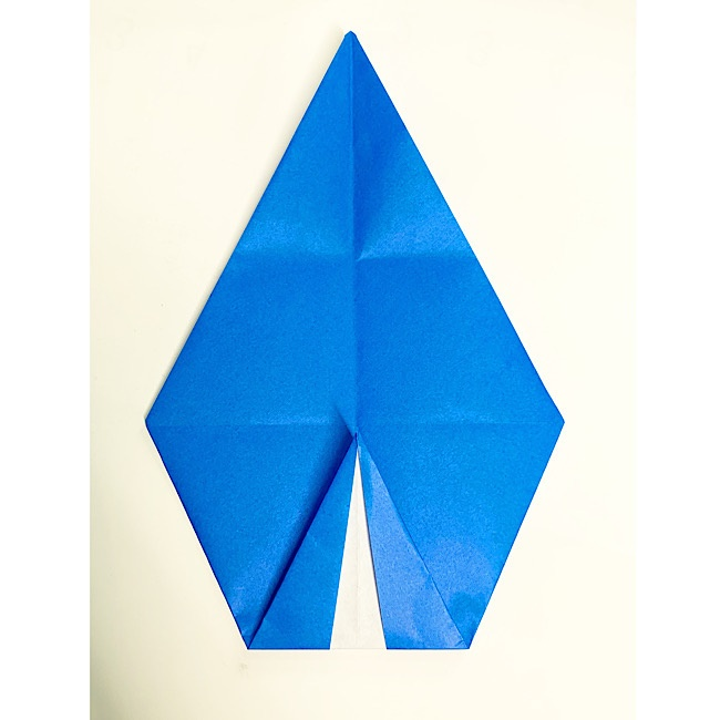 いるかの折り紙 折り方・作り方 (6)