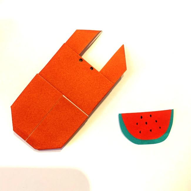 クワガタの折り紙|簡単・平面折りなので幼児もOKな作り方♪