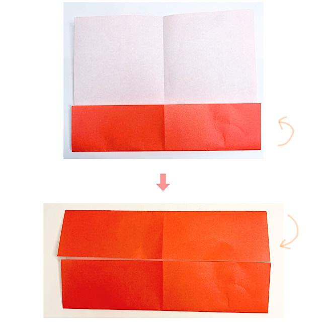 折り紙のカニはリアル?! 折り方(作り方)をご紹介します♪ (2)