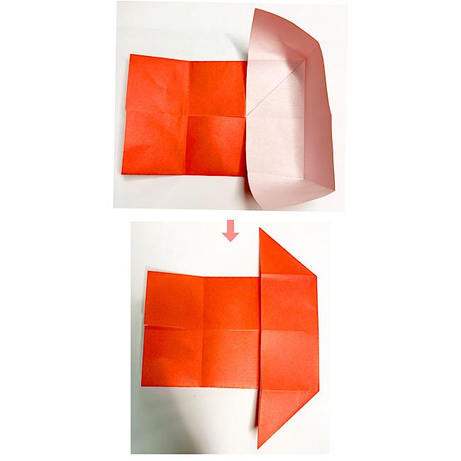 折り紙のカニはリアル?! 折り方(作り方)をご紹介します♪ (4)