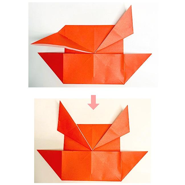 折り紙のカニはリアル?! 折り方(作り方)をご紹介します♪ (6)