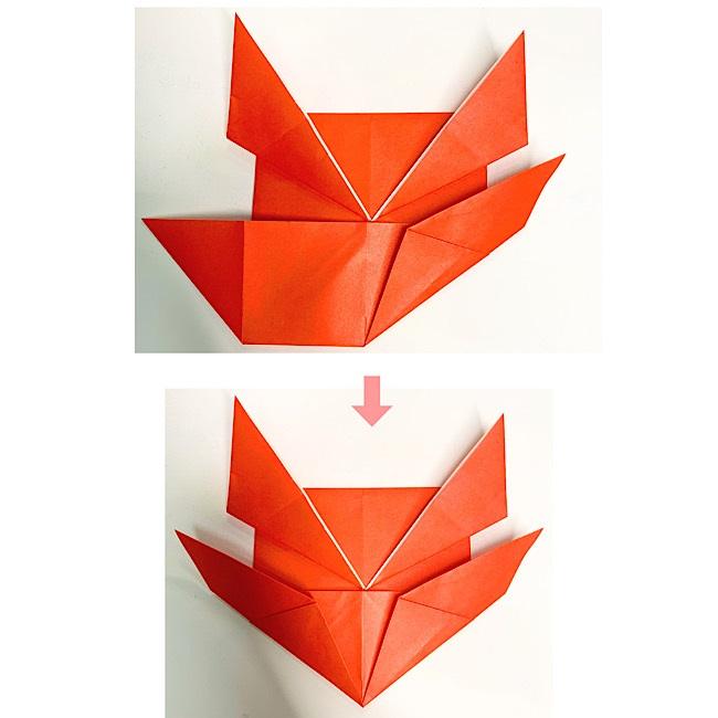 折り紙のカニはリアル?! 折り方(作り方)をご紹介します♪ (7)