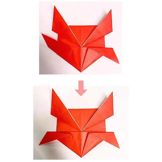 折り紙のカニはリアル?! 折り方(作り方)をご紹介します♪ (8)