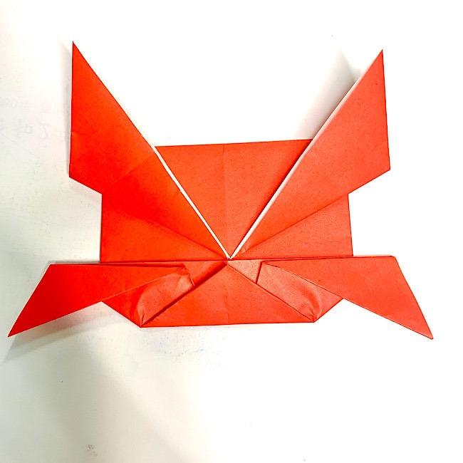 折り紙のカニはリアル?! 折り方(作り方)をご紹介します♪ (9)