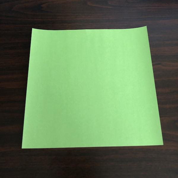 折り紙のゴミ箱はかわいい!作り方を紹介 (1)