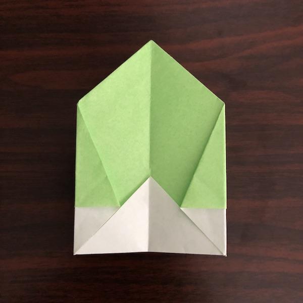 折り紙のゴミ箱はかわいい!作り方を紹介 (12)
