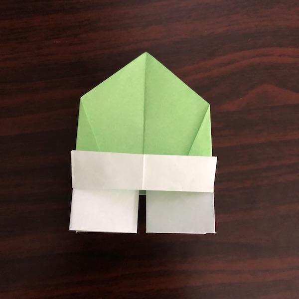 折り紙のゴミ箱はかわいい!作り方を紹介 (13)