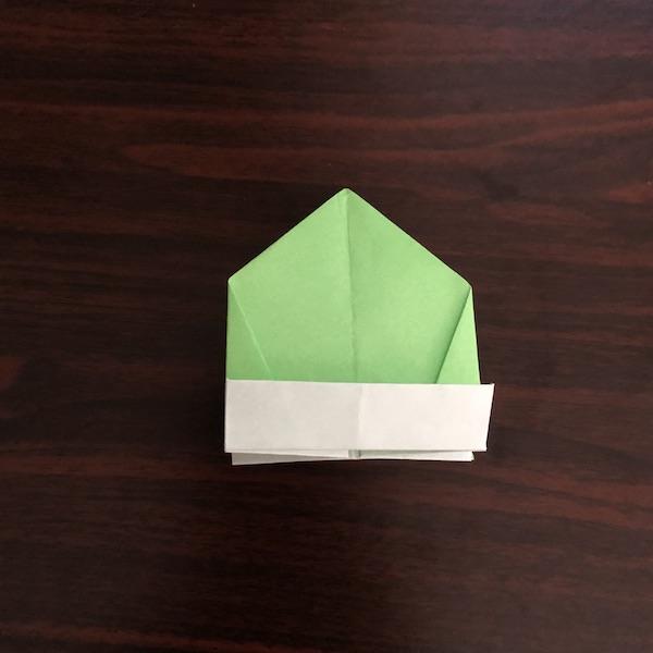 折り紙のゴミ箱はかわいい!作り方を紹介 (14)