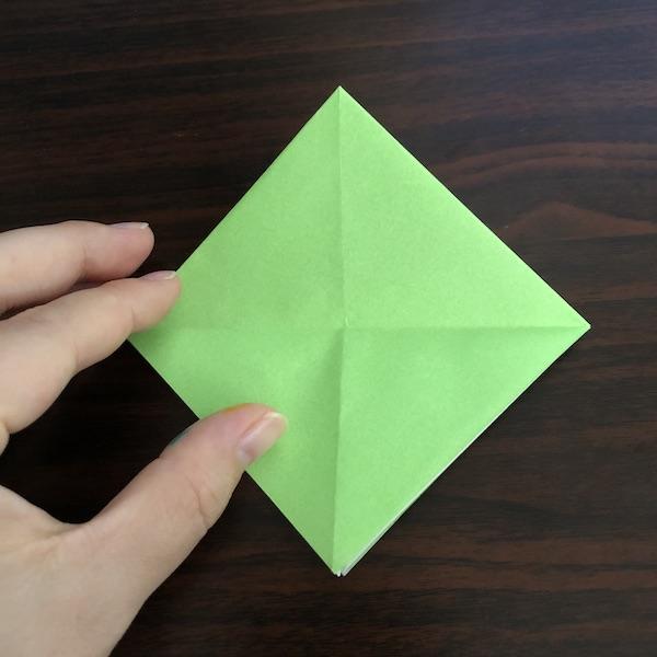 折り紙のゴミ箱はかわいい!作り方を紹介 (5)