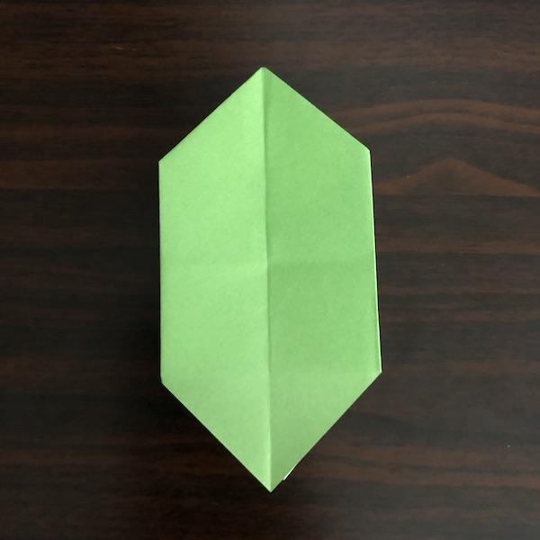 折り紙のゴミ箱はかわいい!作り方を紹介 (8)