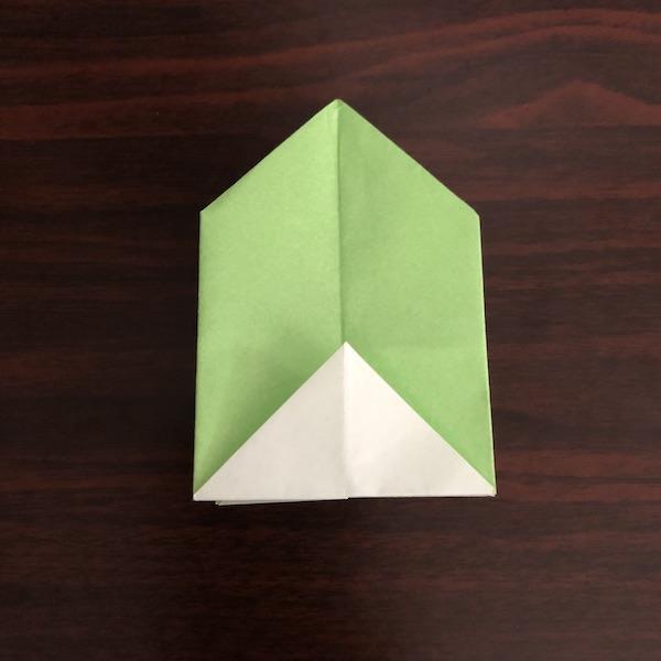 折り紙のゴミ箱はかわいい!作り方を紹介 (9)