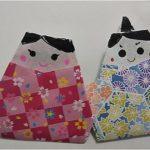 織姫と彦星の折り紙|幼稚園の年長さんに教えてもらった折り方