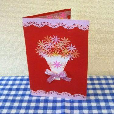 ありがとうの気持ち伝わるメッセージカードを手作り★おしゃれで簡単かわいい♪