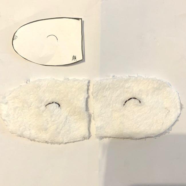 ガラガラの作り方 (3)