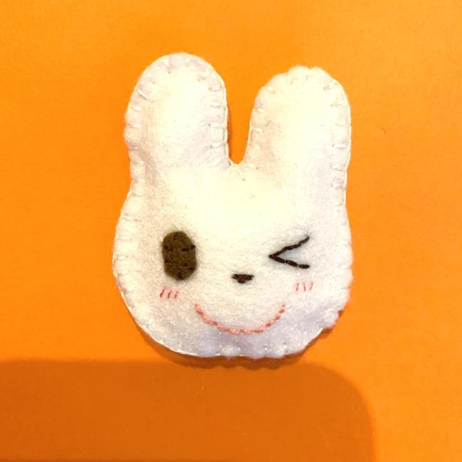 フェルトの指人形の作り方☆型紙(無料)つき (5)