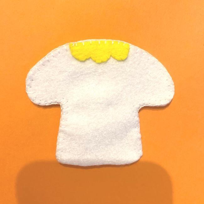 フェルトの指人形の作り方☆型紙(無料)つき (6)