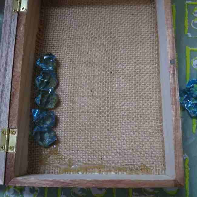 向日葵(ひまわり)の壁飾りの作り方 (14)