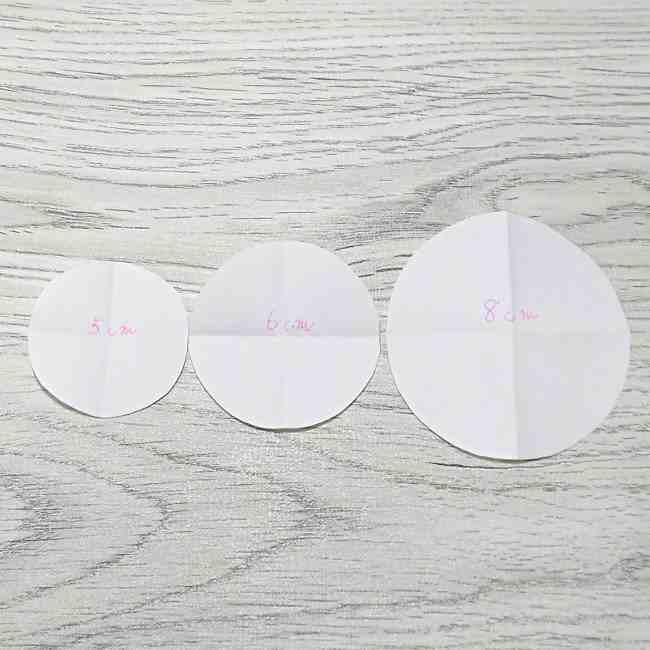 布コサージュの作り方(ボンドを使用・薔薇風) (3)