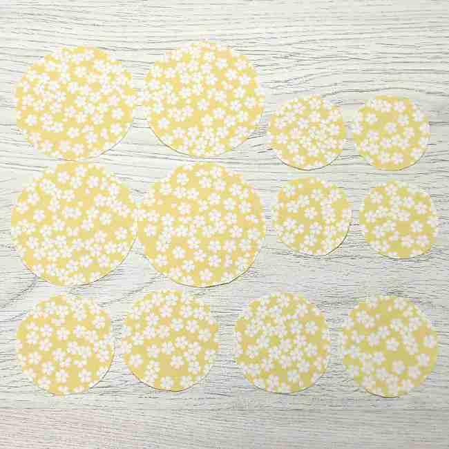 布コサージュの作り方(ボンドを使用・薔薇風) (5)