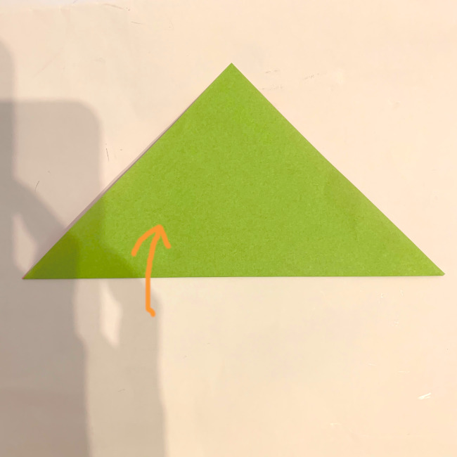 折り紙の風車の作り方 (1)