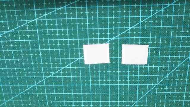 移動ポケット(2段ポケット・大きめサイズ)の作り方(1)