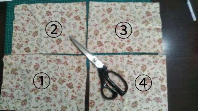 移動ポケット(2段ポケット・大きめサイズ)の作り方 (3)