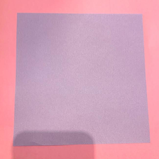 雪だるまの折り紙は簡単!子供と一緒に作ってみた♪