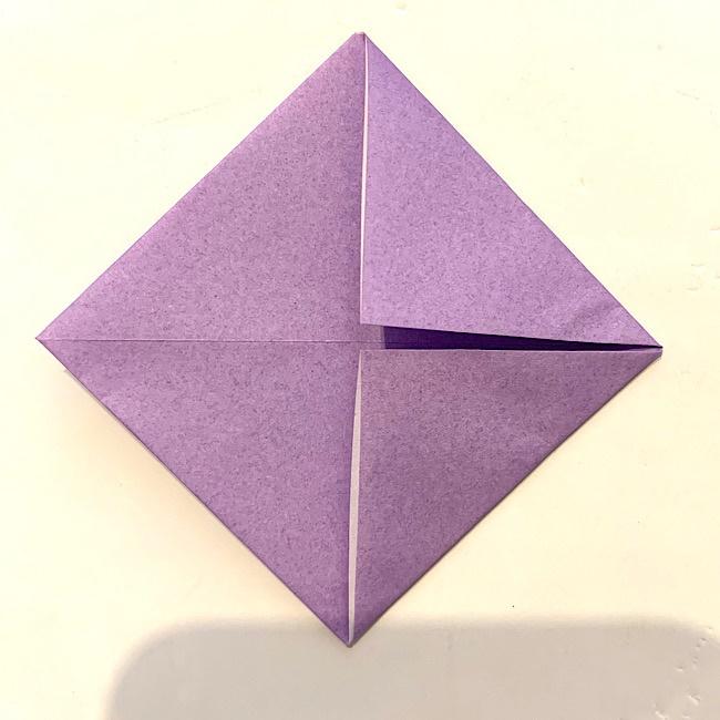 折り紙のぶどうの折り方・作り方