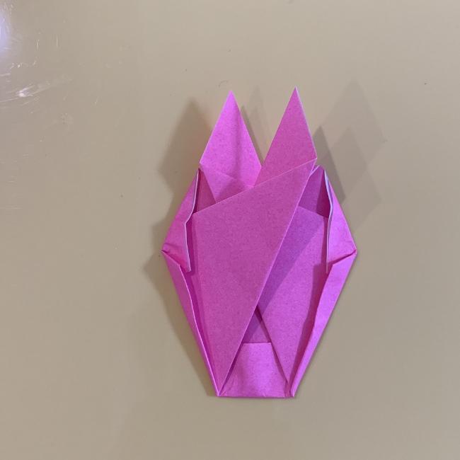すみっこぐらしの折り紙『ふろしき』の折り方・作り方