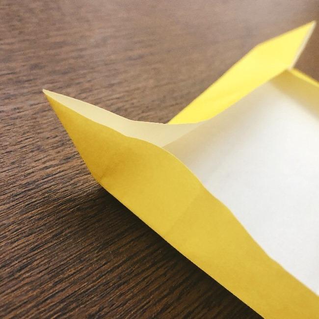 プーさんの折り紙|作り方は簡単♪