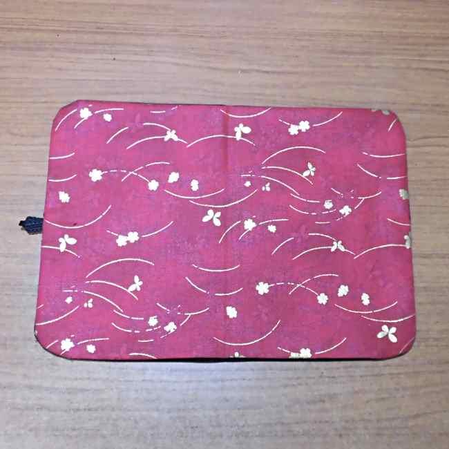 マスクケース(二つ折り)の作り方・縫い方 (19)