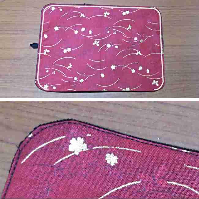 マスクケース(二つ折り)の作り方・縫い方 (20)