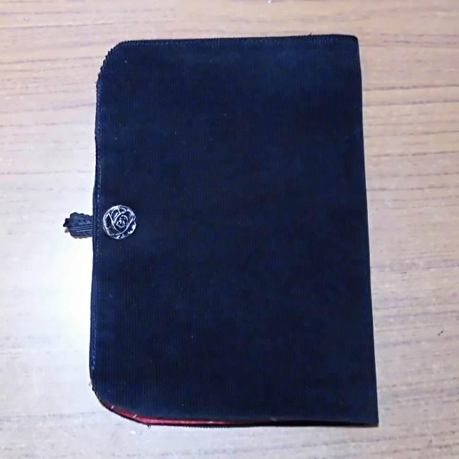マスクケース(二つ折り)の作り方・縫い方 (22)