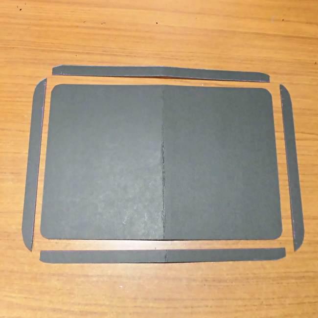 マスクケース(二つ折り)の作り方・縫い方 (5)