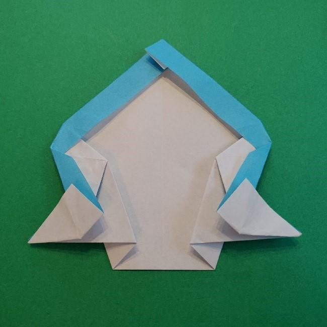 マリオの折り紙なら 簡単にいろんな色と表情が楽しめる!
