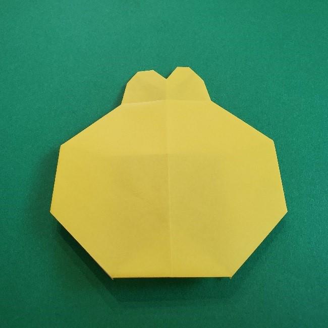 折り紙『ヨッシー』『ノコノコ』の折り方・作り方