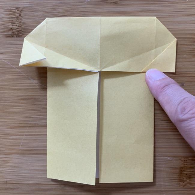 すみっコぐらし ねこの折り方・作り方