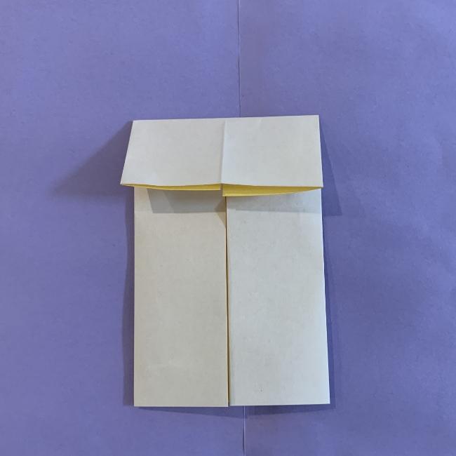 折り紙でつくるすみっコぐらし『しろくま』の折り方・作り方