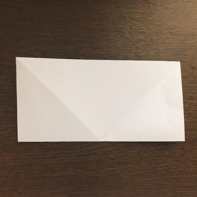 折り紙のスヌーピー(平面)の折り方・作り方