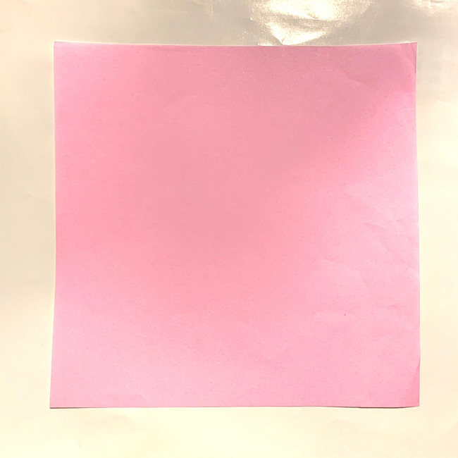 折り紙のハートは簡単!幼児と手作りできると楽しい♪