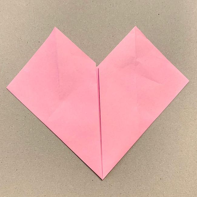 折り紙のハート|簡単な作り方・折り方