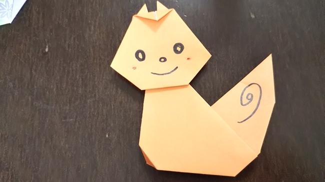 折り紙 おじいちゃん 折り方