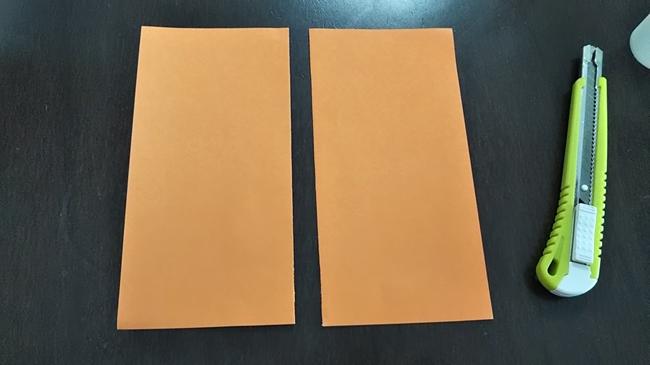 折り紙リス(平面)の折り方★折り図つきで作り方を解説!