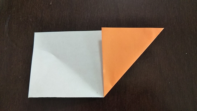 リスの折り方【顔】折り紙で簡単かわいい♪