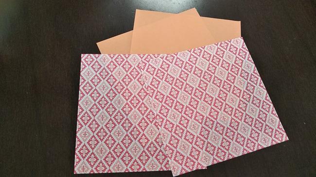 9月の折り紙壁面飾り|用意するもの