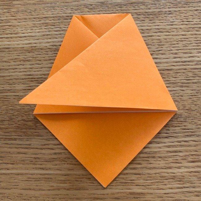 すみっこぐらしとんかつ*折り紙*簡単かわいい折り方・作り方