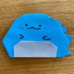 すみっこぐらし|折り紙の折り方『とかげ』★子供でも簡単な折り方・作り方を紹介!