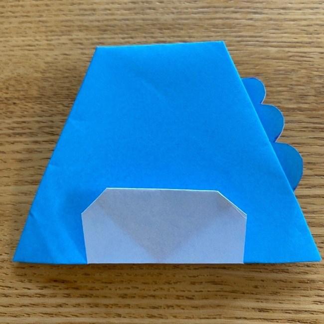 すみっこぐらし|折り紙の折り方『とかげの作り方』